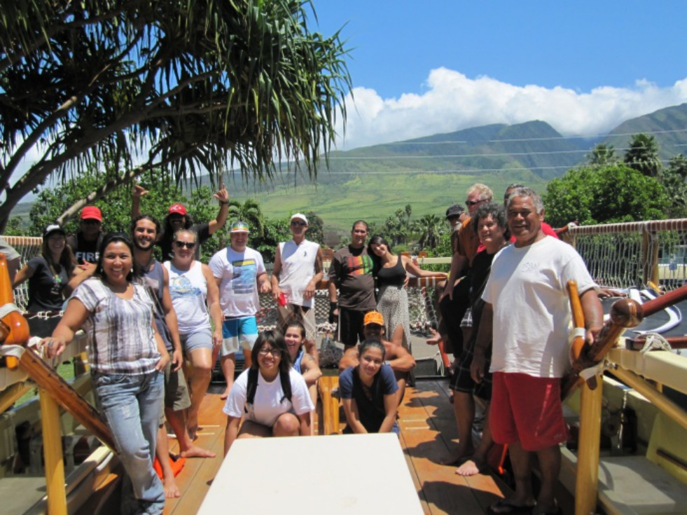 Maui's Own Voyaging Canoe Launches Friday, July 11